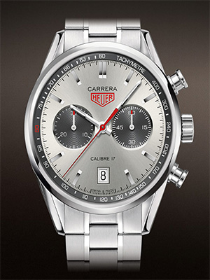 Tag Heuer Carrera Calibre 8 GMT Replica Watches