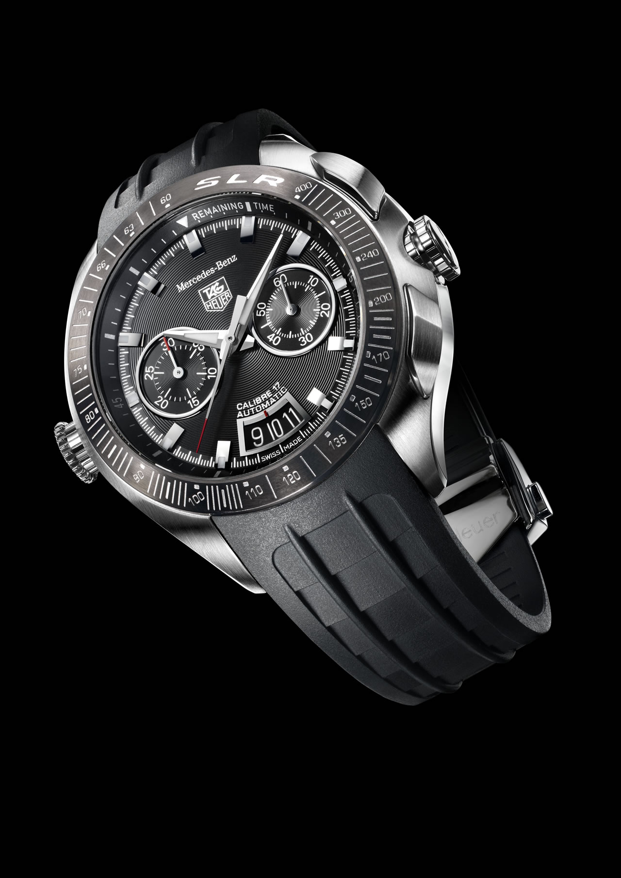 Swiss tag heuer mercedes benz replica watches for Mercedes benz tag
